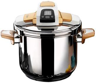 Caprice Pressure Cooker Colour: Gold, Capacity: 7L