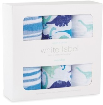 Aden + Anais 3-Pack Classic Swaddling Cloths 5