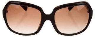 Diane von Furstenberg Lon Aviator Sunglasses