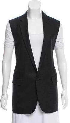 Saint Laurent Wool Suit Vest