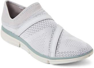 Merrell High Rise Grey Zoe Sojourn E-Mesh Slip-On Sneakers