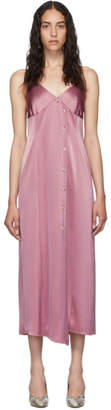 Nanushka Pink Ancens Dress
