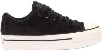 Converse Chuck Taylor Ox Faux Fur Sneakers