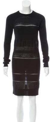 Edun Wool Sweater Dress