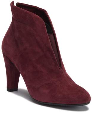 Eric Michael Carla Gored Ankle Bootie