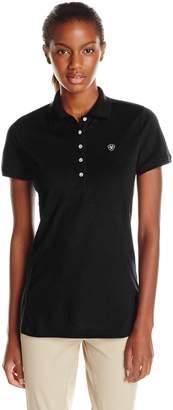Ariat Women's Prix Sleeveless Polo