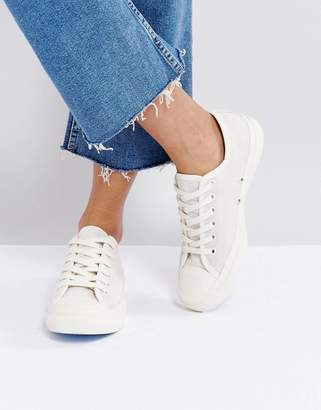 Converse Jack Purcell Suede Sneakers In Gray