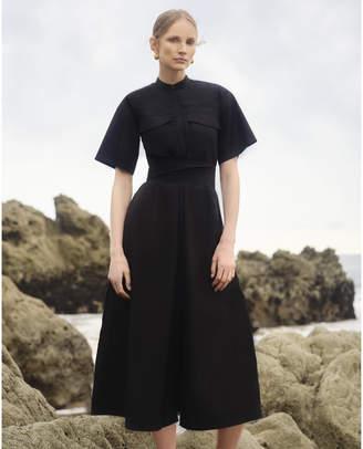 G. Label Burke Wide-Sleeve Shirtdress