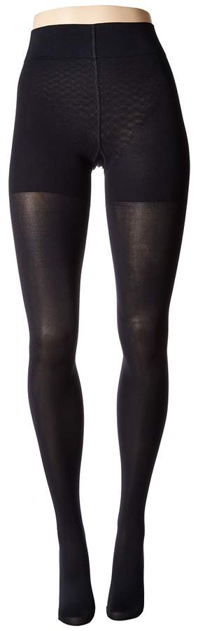 Wolford - Velvet de Luxe 66 Control Top Tights Fishnet Hose