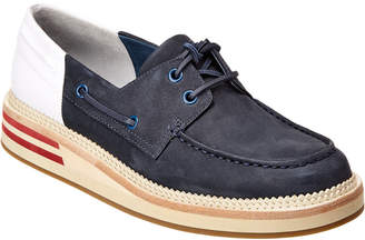 Sperry Seaford Leather Boat Shoe