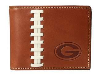 Dooney & Bourke NFL Leather Wallets Credit Card Billfold