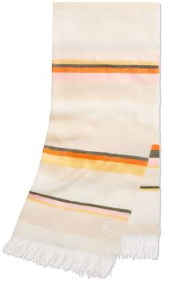 Canyon Stripe Blanket Scarf