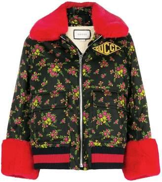 Gucci floral design
