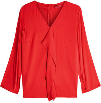 HUGO Calvina Silk Blouse