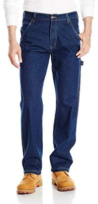 Smith's Workwear Men's Carpenter Unlined Jeans
