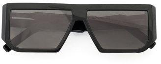 Vava squared sunglasses $590.58 thestylecure.com