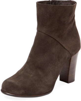 Coclico Women's Bailey Leather Bootie