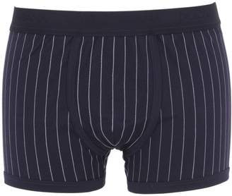 Dolce & Gabbana Pinstriped Stretch Jersey Boxer Briefs