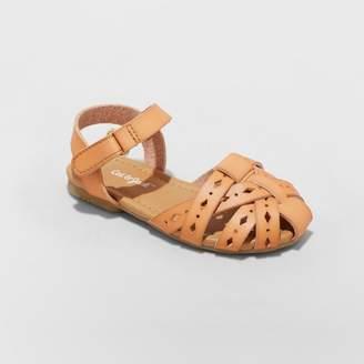 Cat & Jack Toddler Girls' Elysia Huarache Sandals