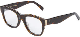 Celine Printed Wayfarer Optical Frame