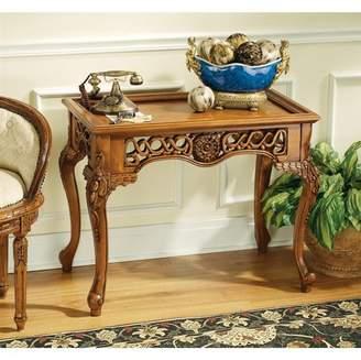 Toscano Design Mallory Court Filigree Console Table
