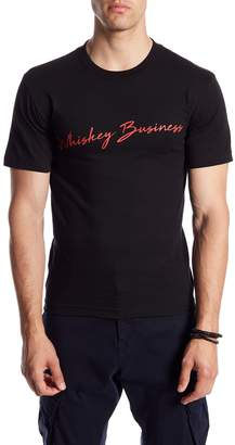 Altru Whiskey Business Graphic Tee