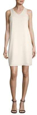 Catherine Malandrino V-Neck Sleeveless Dress