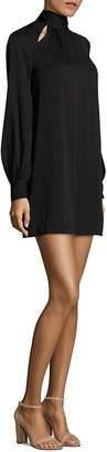 Milly Women's Sherie Little Black Dress