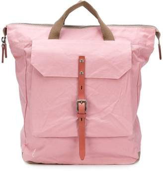 Ally Capellino front patch pocket backpack