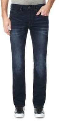 Buffalo David Bitton Crinkle Effect Denim Jeans