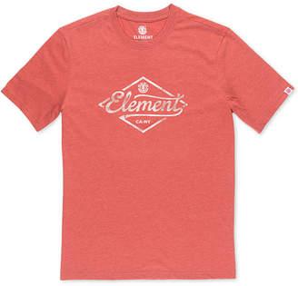 Element Men Logo Graphic T-Shirt