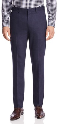 Theory Jake Stretch Wool Slim Fit Trousers $265 thestylecure.com