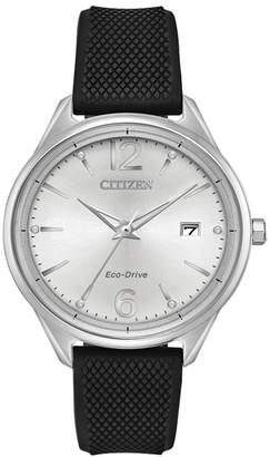 Citizen Women's Eco-Drive Swarovski Crystal Watch, 37mm