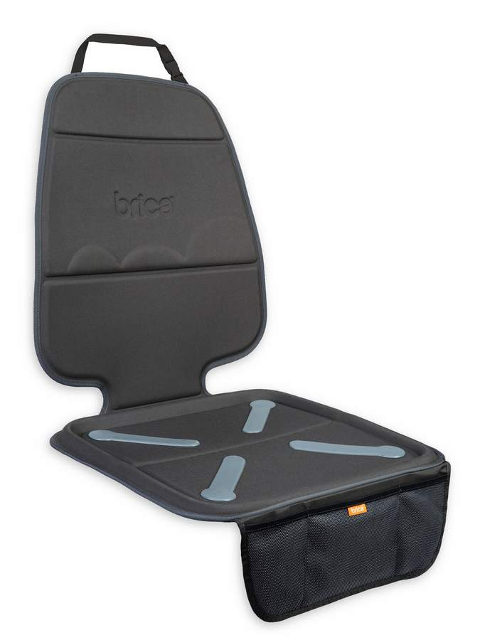 Brica Car Seat Guardian Plus in Grey