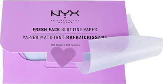 NYX Fresh Face Blotting Paper