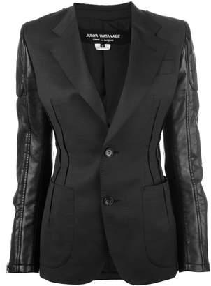 Junya Watanabe contrast blazer