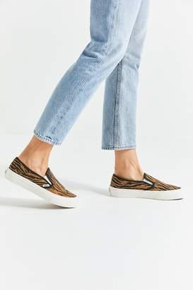 Vans Woven Tiger Slip-On Sneaker
