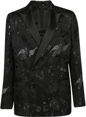 Christian Pellizzari Double Breasted Jacket