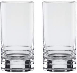 Kate Spade Percival Place Highball Glass, Set of 2