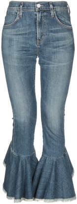 Citizens of Humanity Denim pants - Item 42696224LR
