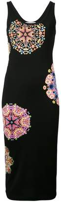 Givenchy Mandala print midi dress