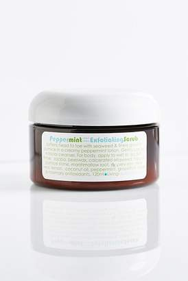 Living Libations Peppermint Body Scrub