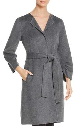 Kobi Halperin Jackie Cinch Sleeve Wrap Coat