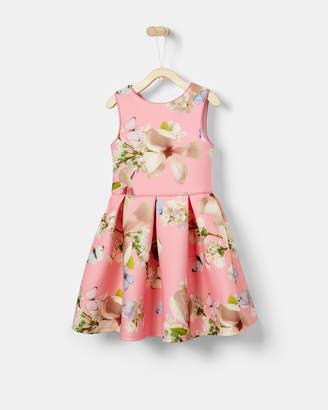 e36e6c59c Ted Baker SALLYSU Harmony print prom dress