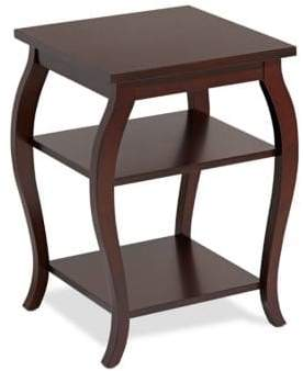 Home Studio Curved Side Table