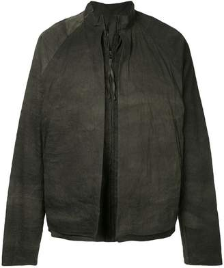 Uma Wang Jett fitted jacket