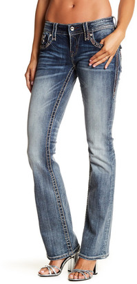Rock Revival Boot Cut Embellished Jean $179 thestylecure.com