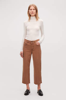 Cos WIDE CROP JEANS