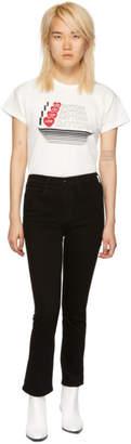 Rag & Bone Black Hana Jeans