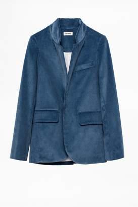 Zadig & Voltaire Very Velours Jacket